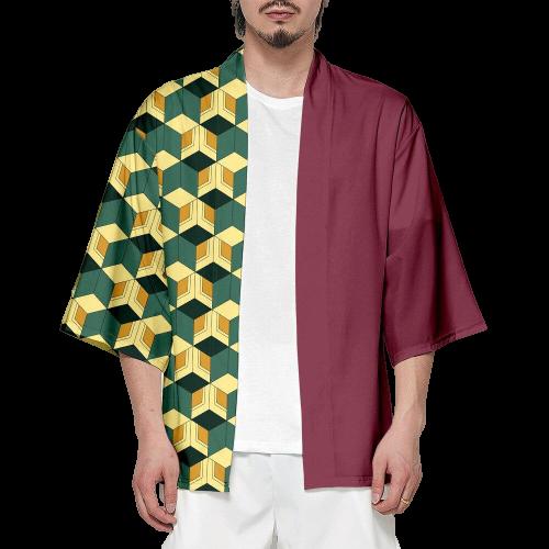 kimono demon slayer giyu  21