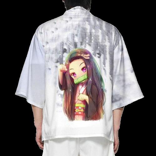 kimono demon slayer nezuko chibi  30
