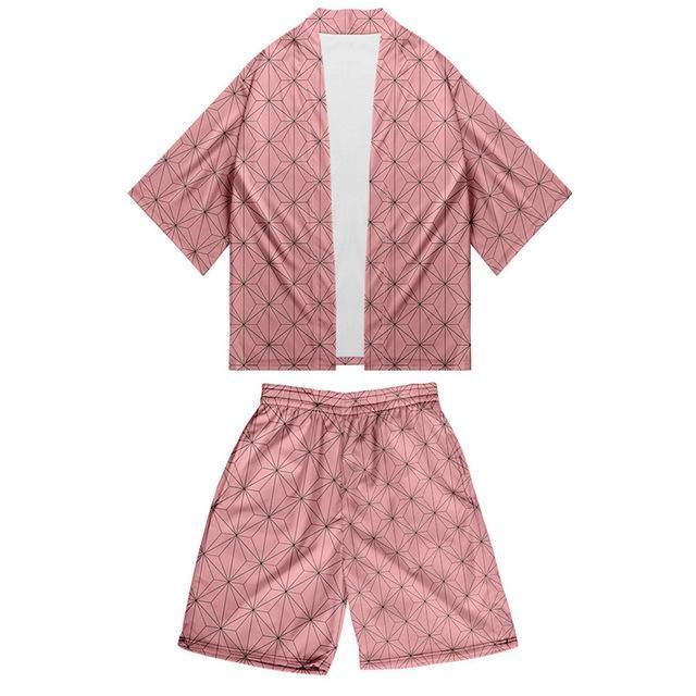 kimono demon slayer tenue nezuko   39