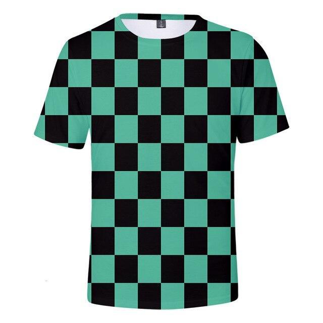 t shirt demon slayer tanjiro   134