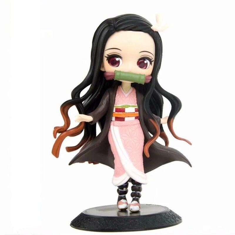17cm Nezuko ouets modeles kimetsu no yaiba demon s variants 19