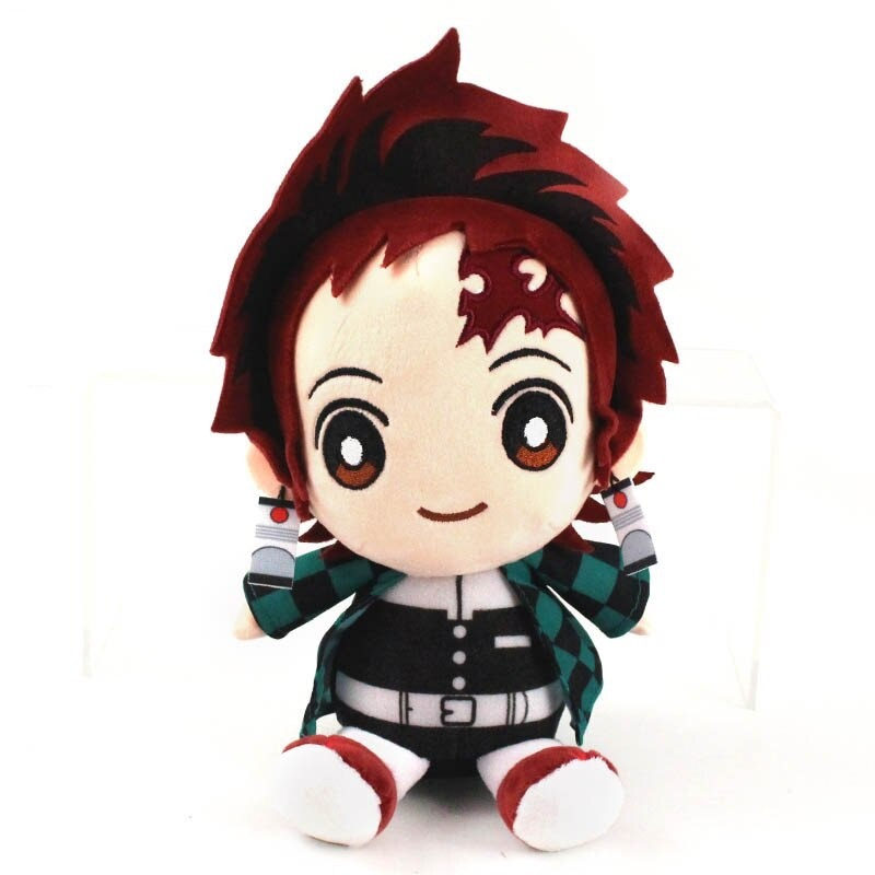 20cm Tanjirou emon tueur jouets en peluche kochou shi variants 8