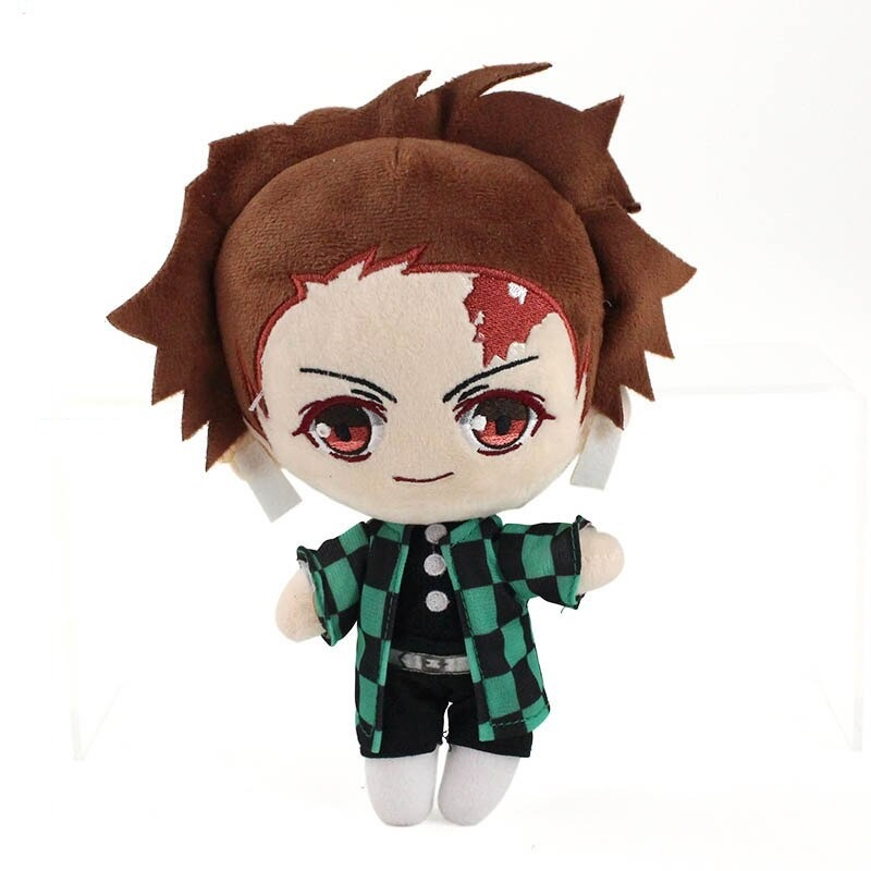21cm Kamado Tanjirou emon tueur jouets en peluche kochou shi variants 4