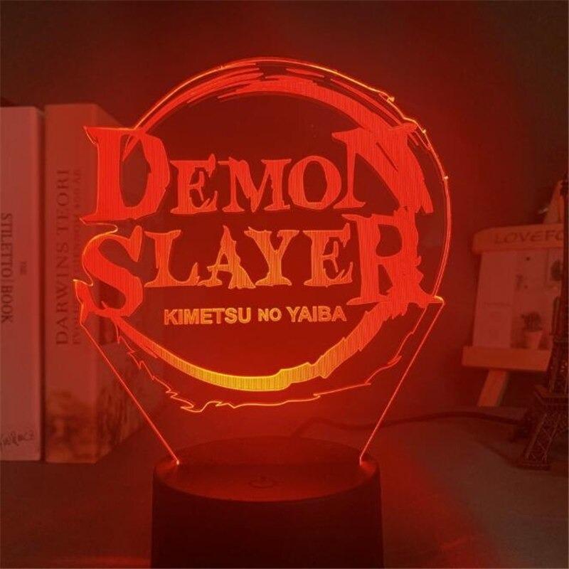 6 ampe murale 3 d anime demon slayer figu variants 4