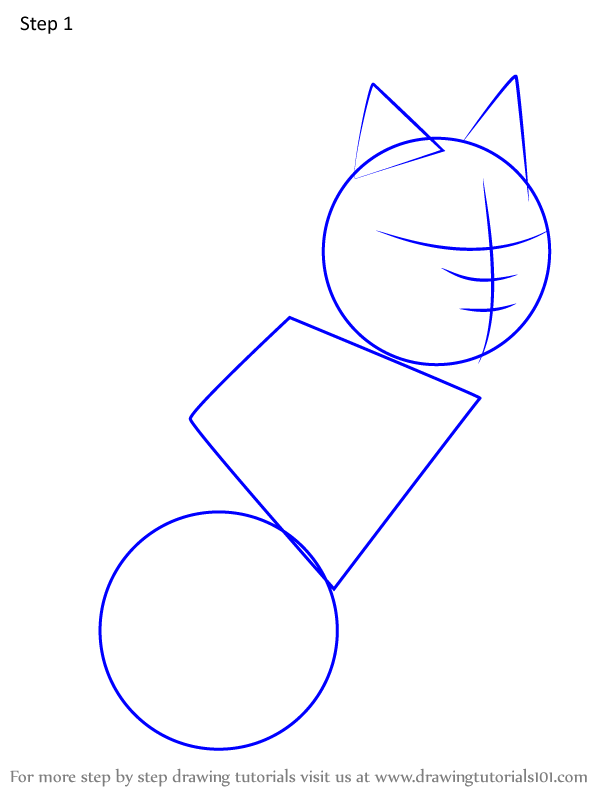 Comment dessiner Chachamaru Demon Slayer 1