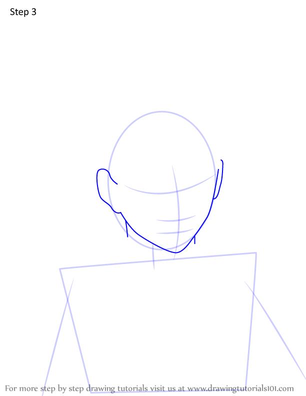 Comment dessiner Genya Shinazugawa Demon Slayer 3