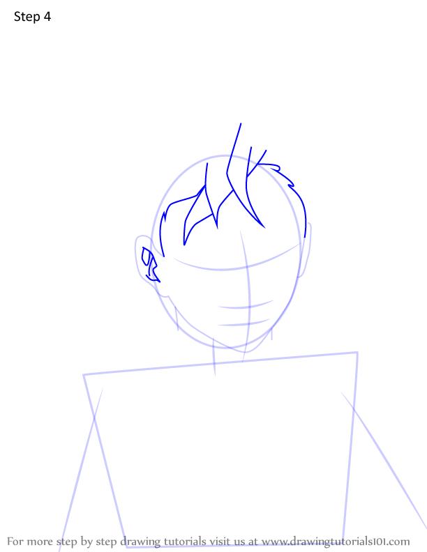 Comment dessiner Genya Shinazugawa Demon Slayer 4