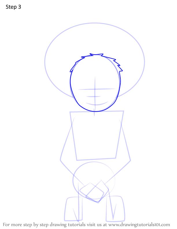Comment dessiner Hisa Demon Slayer 3