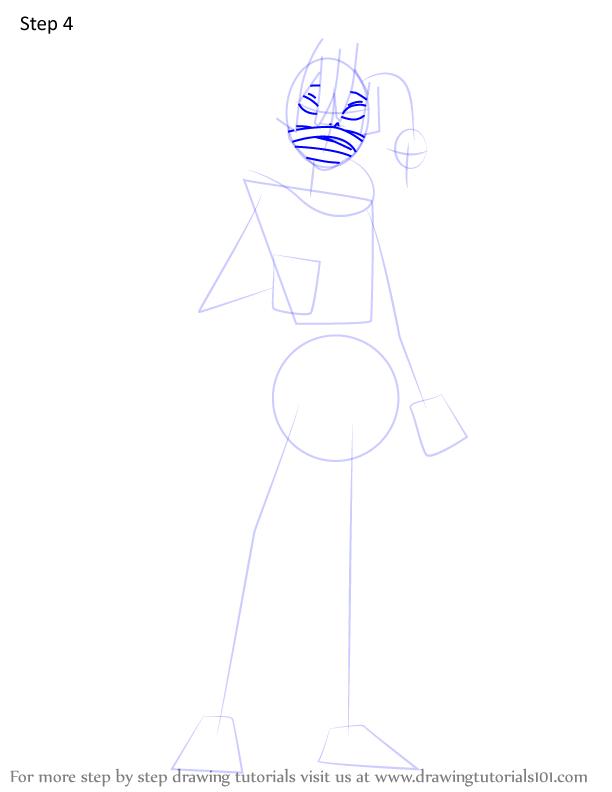 Comment dessiner Iguro Obanai Demon Slayer 4