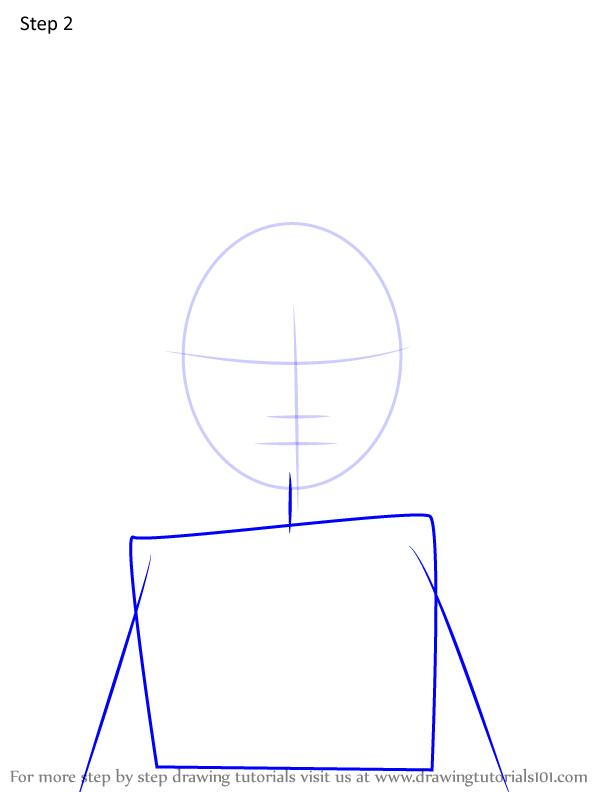Comment dessiner Kiriya Ubuyashiki Demon Slayer 2