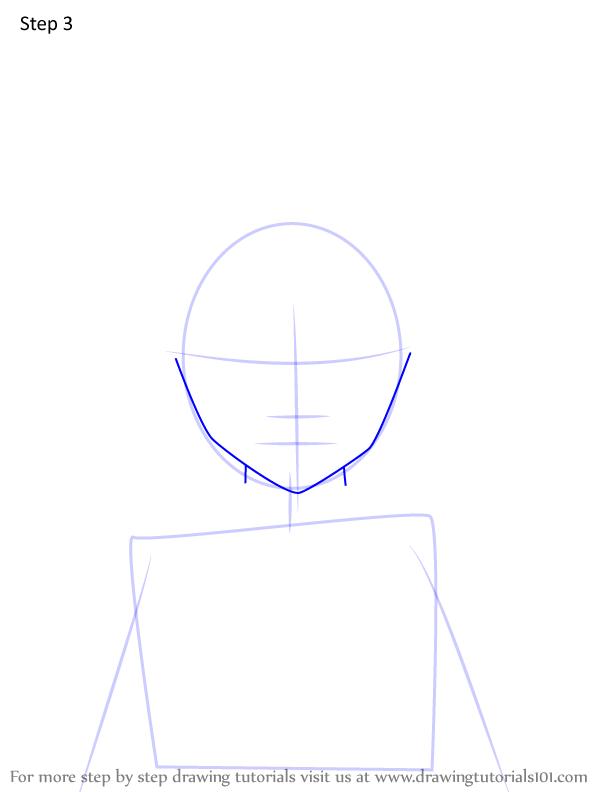 Comment dessiner Kiriya Ubuyashiki Demon Slayer 3