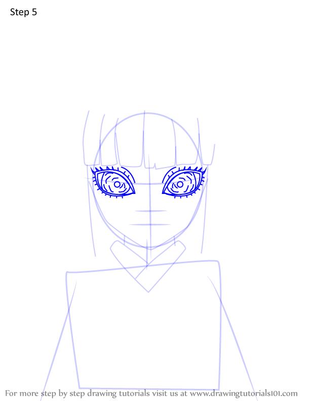 Comment dessiner Kiriya Ubuyashiki Demon Slayer 5