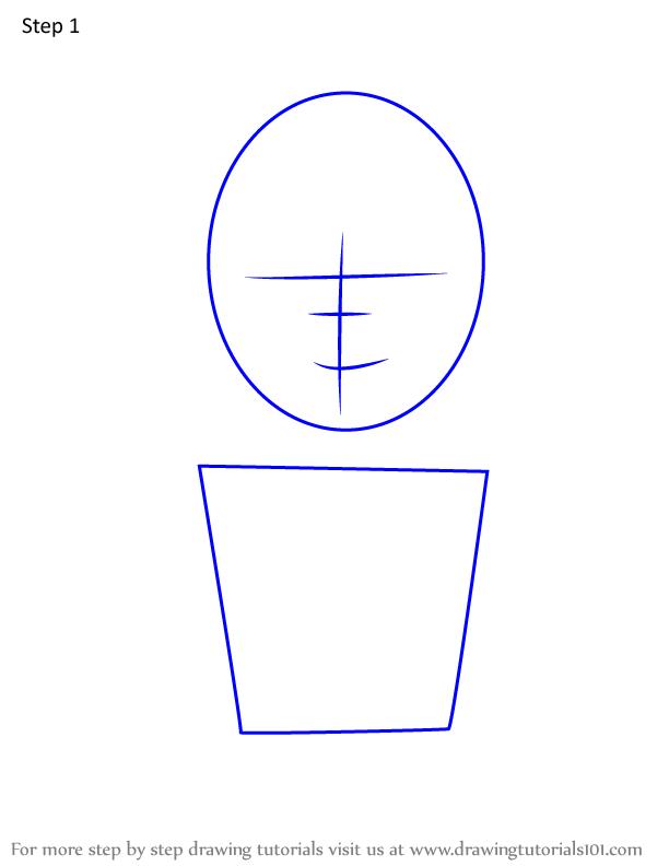 Comment dessiner Kiyo Terauchi Demon Slayer 1