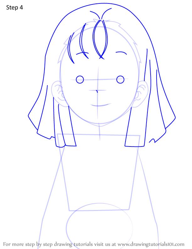 Comment dessiner Kiyo Terauchi Demon Slayer 4