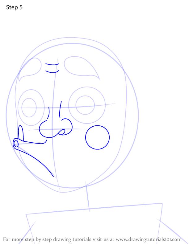 Comment dessiner Kozo Kanamori Demon Slayer 5