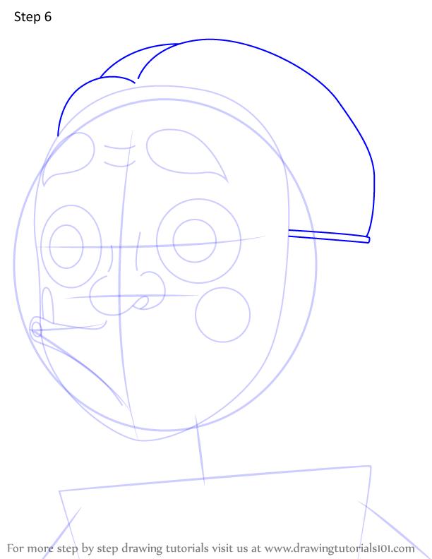 Comment dessiner Kozo Kanamori Demon Slayer 6