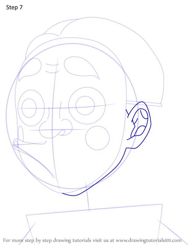 Comment dessiner Kozo Kanamori Demon Slayer 7