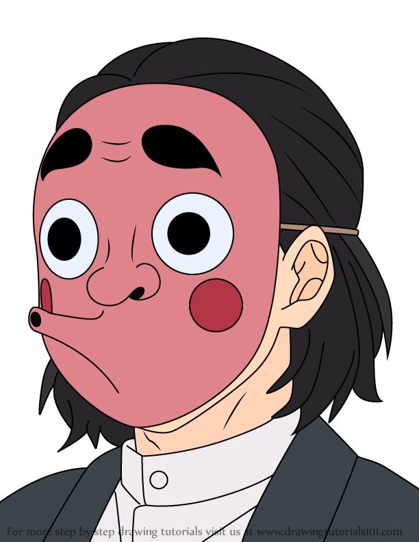 Comment dessiner Kozo Kanamori Demon Slayer