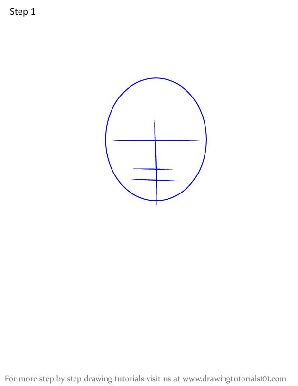 Comment dessiner Susamaru Demon Slayer 1
