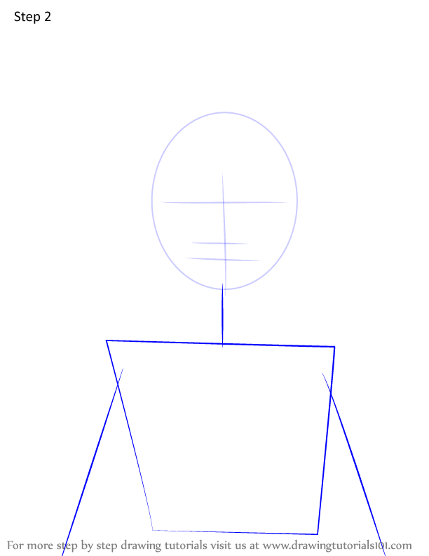 Comment dessiner Susamaru Demon Slayer 2