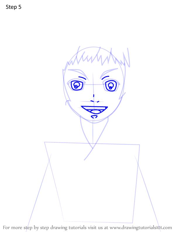 Comment dessiner Susamaru Demon Slayer 5