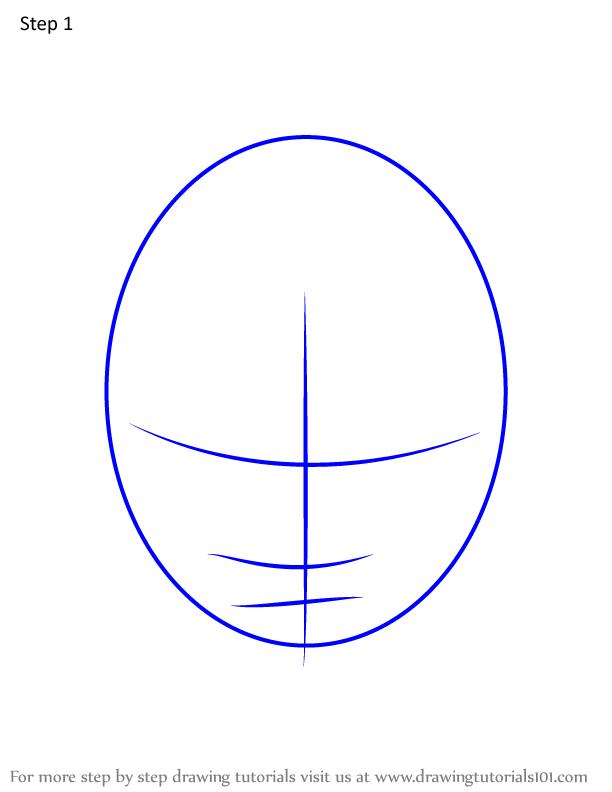 Comment dessiner Wakuraba Demon Slayer 1
