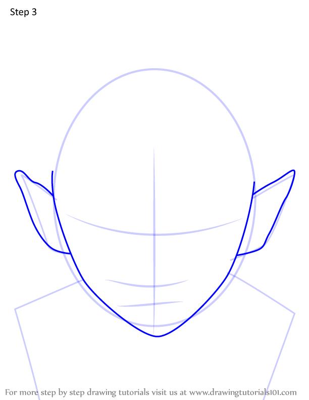 Comment dessiner Wakuraba Demon Slayer 3