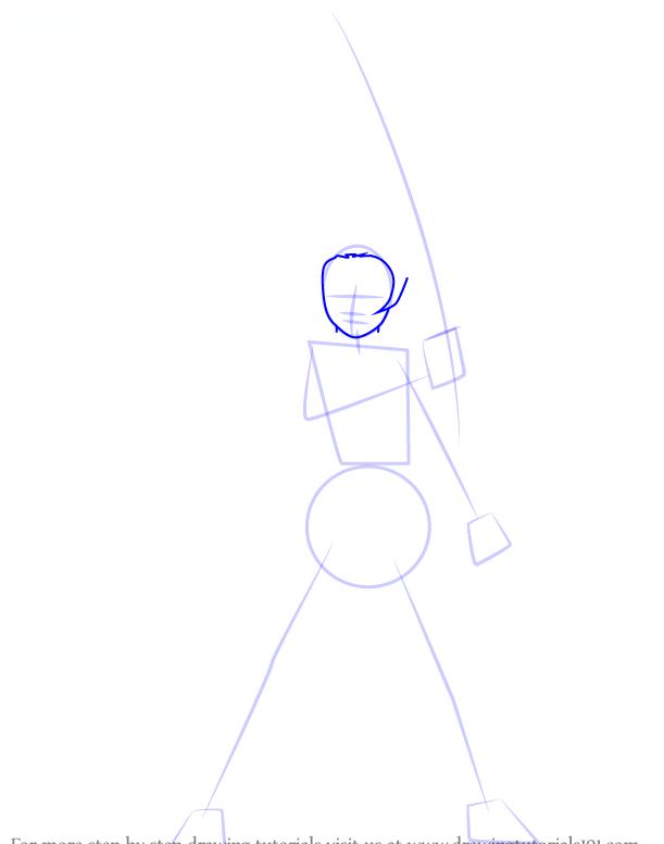 Comment dessiner tanjiro kamado demonslayer 3 1
