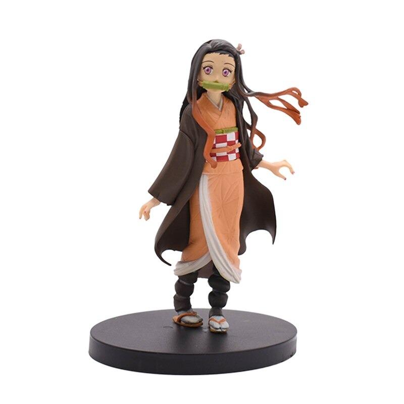 Kamado Nezuko ouet figurines demon slayer 14 styles j variants 10