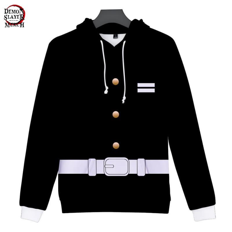 demon slayer corps uniform hoodie demon slayer merch 224