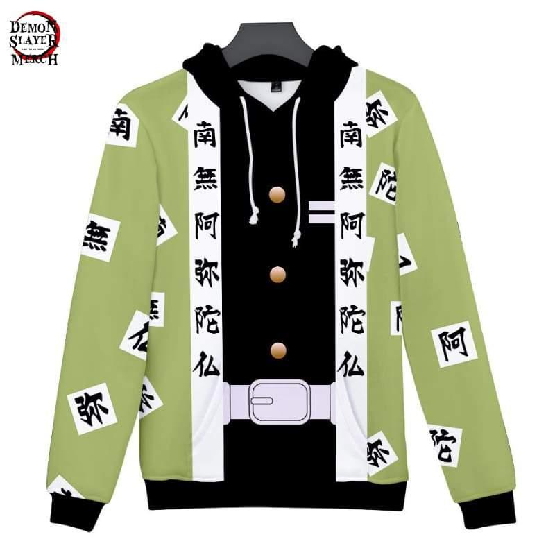 gyomei himejima hoodie demon slayer merch 102