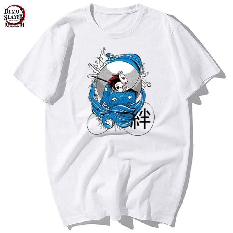kimetsu no yaiba tanjiro t shirt demon slayer merch 317