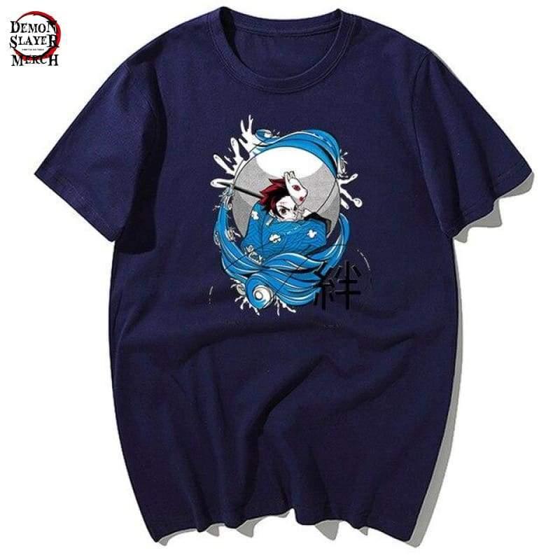 kimetsu no yaiba tanjiro t shirt demon slayer merch 621
