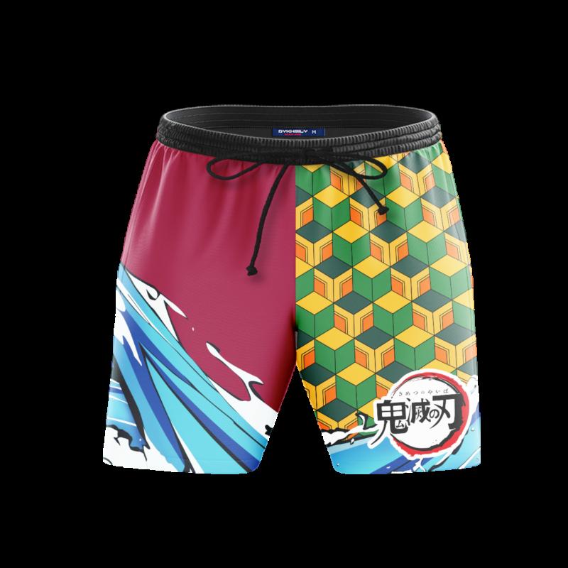 slayer giyu beach shorts 521837