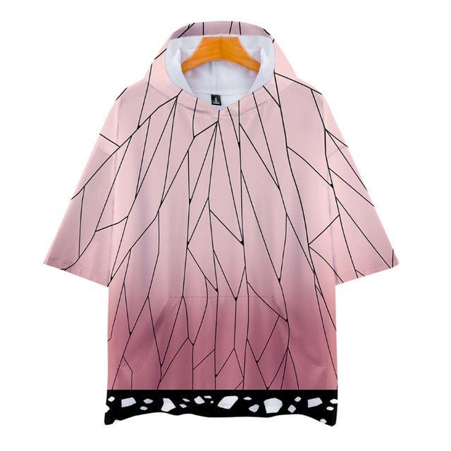 t shirt demon slayer shinobu capuche 133