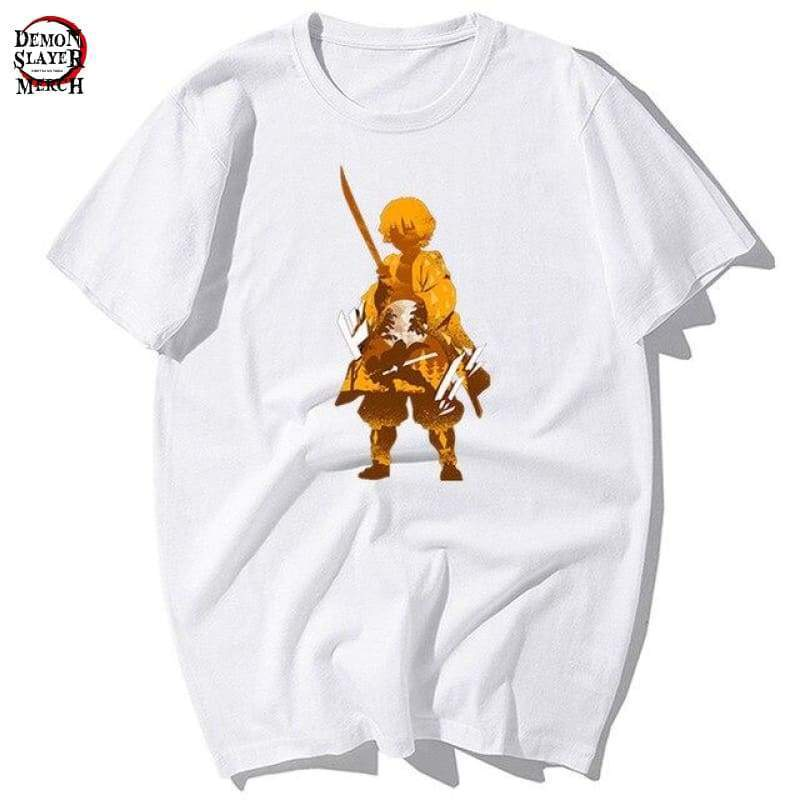 zenitsu agatsuma shirt demon slayer merch 622